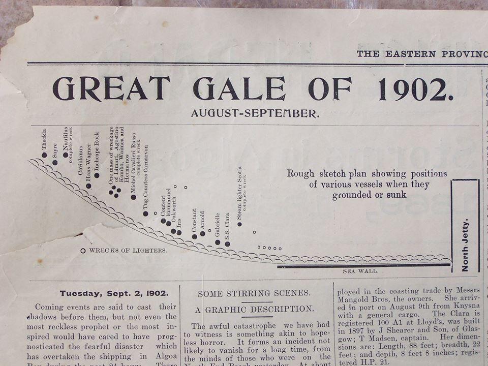 EP Herald-The Great Gale of 1908