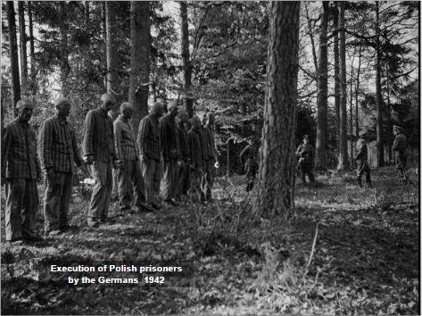 Execution of Polish prisoners