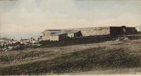 Fort Frederick dated 12 March 1905