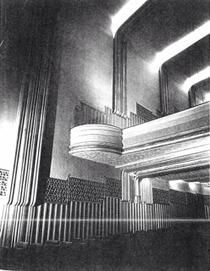 Grand Theatre, Art Deco,built 1935, demolished