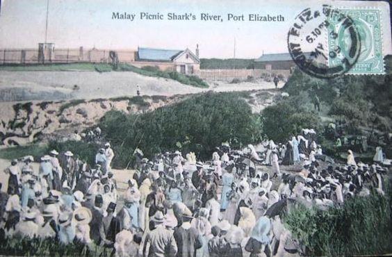 Malay picnic at Shark River