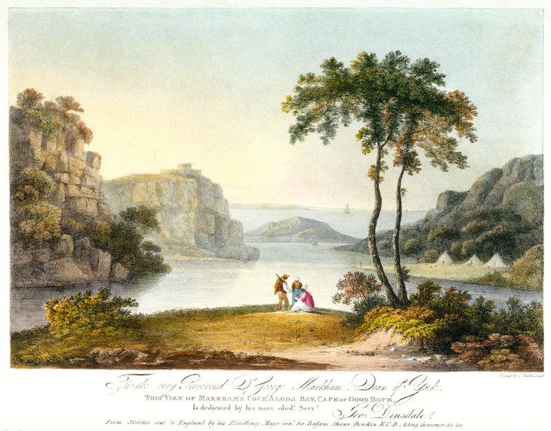 Markham's Cove