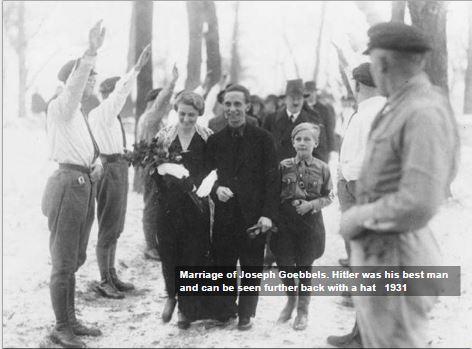 Marriage of Joseph Goebells
