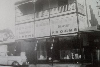 McWilliam's Lawrence Street Shop