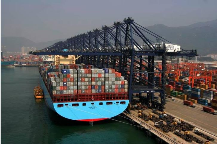 Monster container ship#05