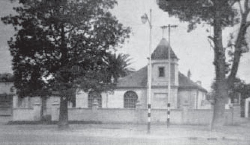 Mosquew in Caledon Street Uitenhage in 1955