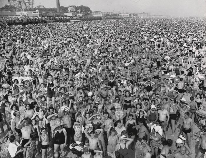 NY, Coney Island, 1940