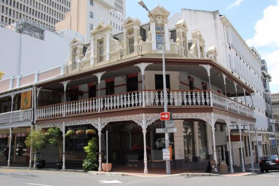 Oldest Mosque in Long Street Cape Town constructed in 1810