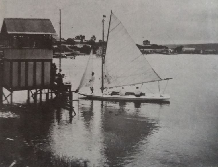 Redhouse circa 1930