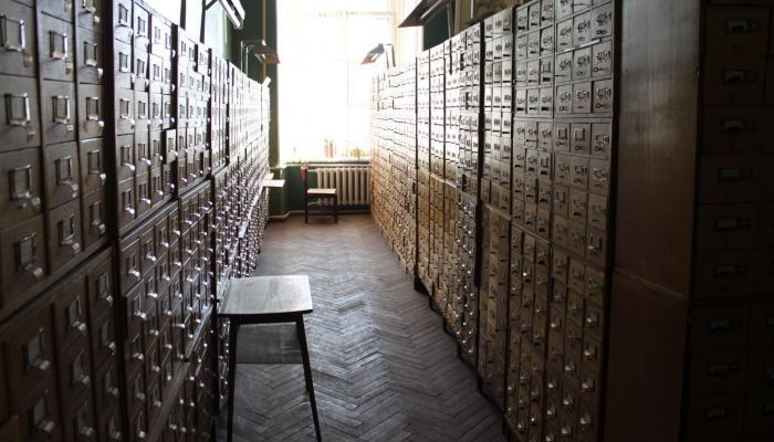 Seed bank at Leningrad