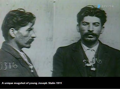 Stalin in 1911