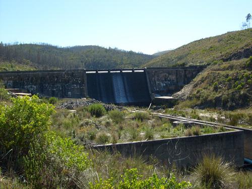 Upper Van Stadens Dam