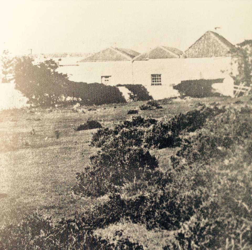 Cradock Place in 1885