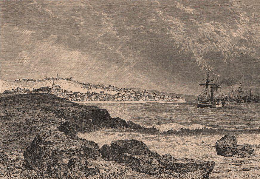 Algoa Bay in 1885