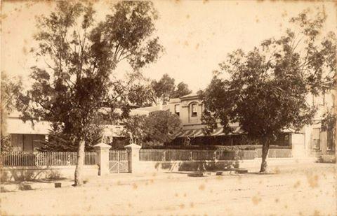 Bird Street. The PE Club circa 1884