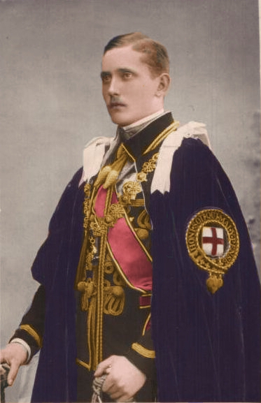 H.R.H. Prince Arthur of Connaught