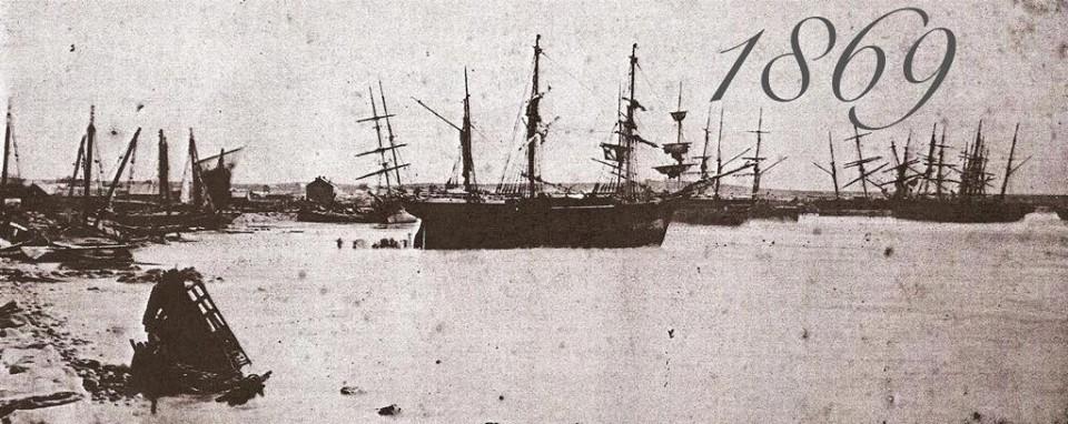 Storm in 1869