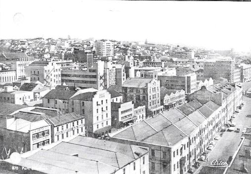 Strand Street circa 1950