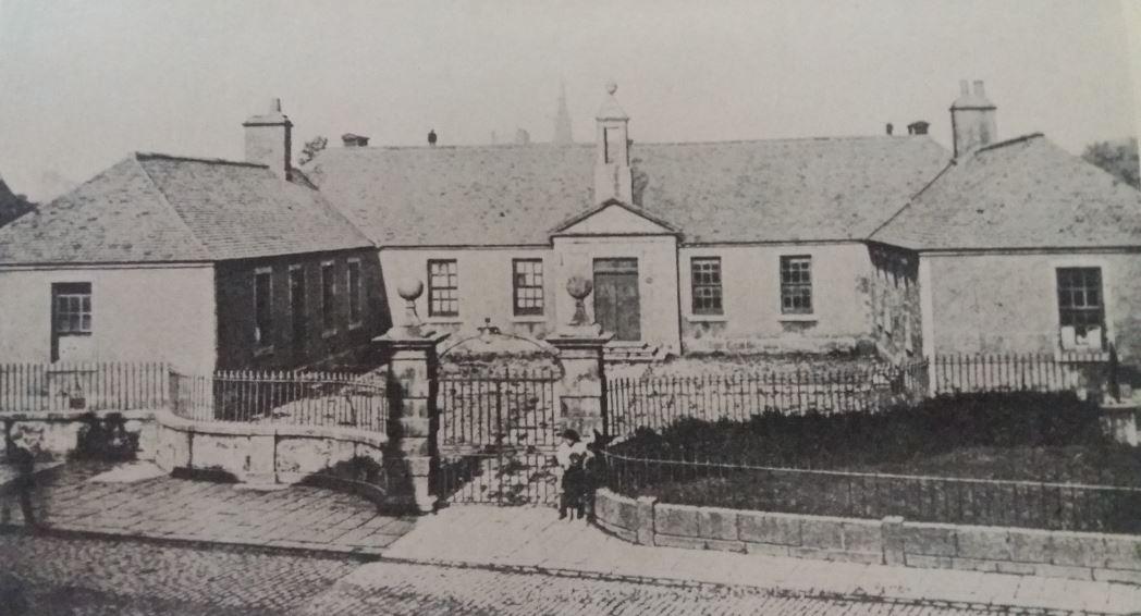 The Aberdeen Grammar School, 1832