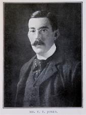 Victor Thomas Jones