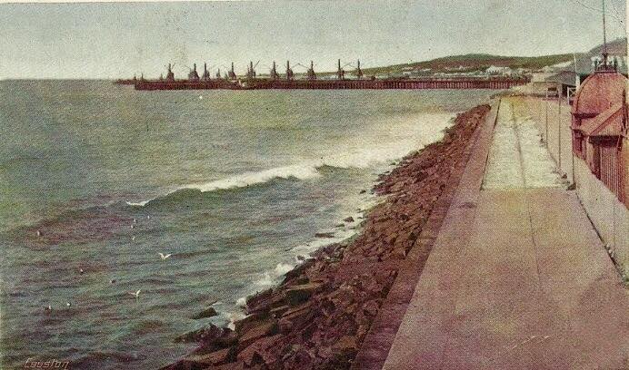View of North Jetty from Victoria Quay