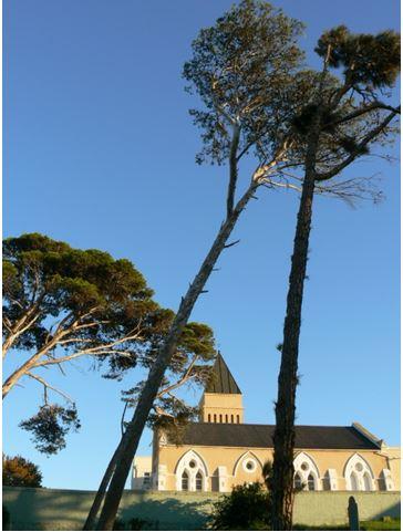 Congregationalist chapel erected in Stranger's Location