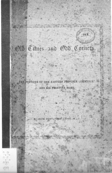 Cover of the original book in 1868