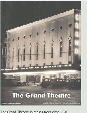 Grand Theatre in Main Street