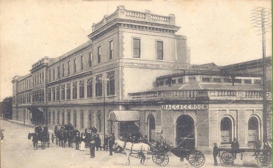 Railway Station 1910