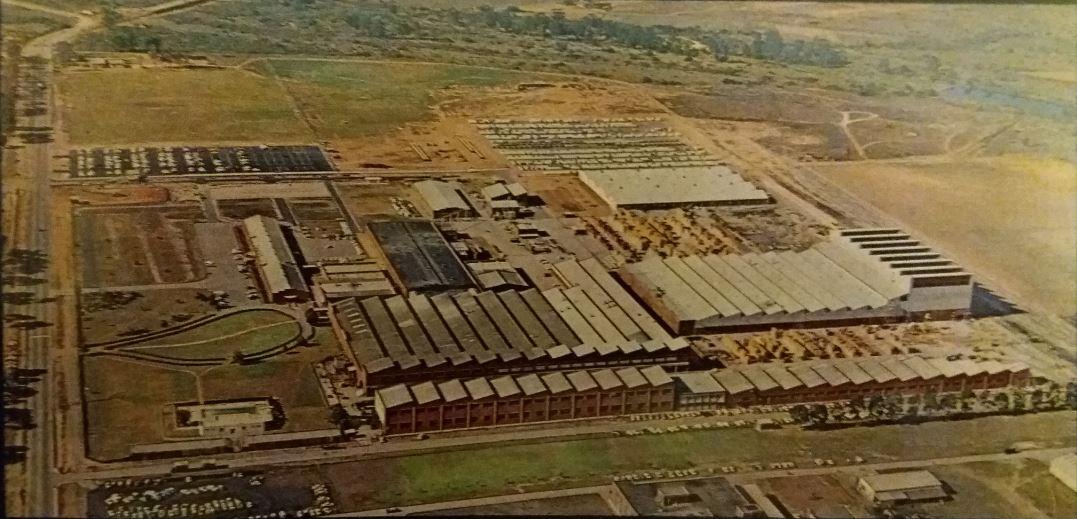 SAMAD factory at Uitenhage